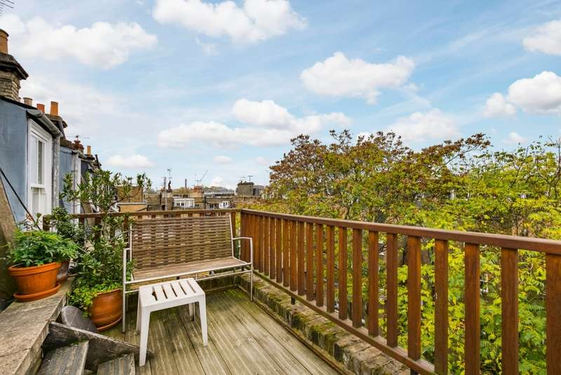 4 Bedrooms Maisonette Flat for sale in Westgate Terrace, Chelsea, SW10
