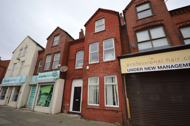 1 Bedroom Ground Flat for sale in Knowsley Road, Bootle, L20