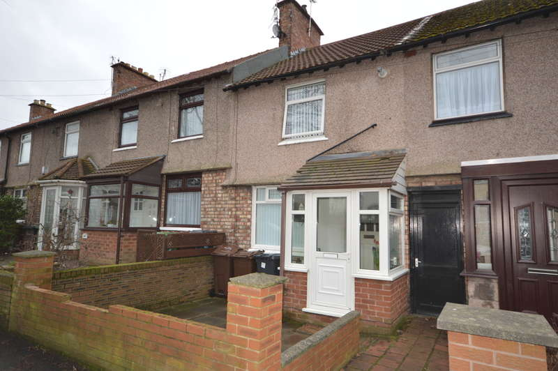 2 Bedrooms Terraced House for sale in Hatton Hill Road, Litherland, Liverpool, L21