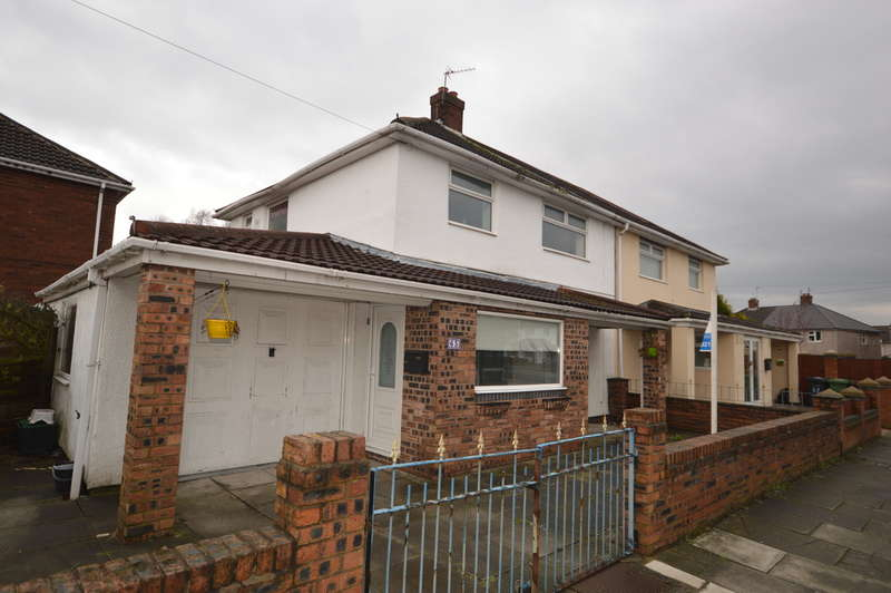 3 Bedrooms Semi Detached House for sale in Ronald Ross Avenue, Netherton, Bootle, L30