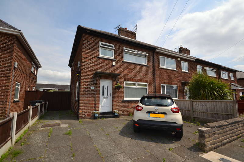 3 Bedrooms End Of Terrace House for sale in Cumpsty Road, Litherland, Liverpool, L21