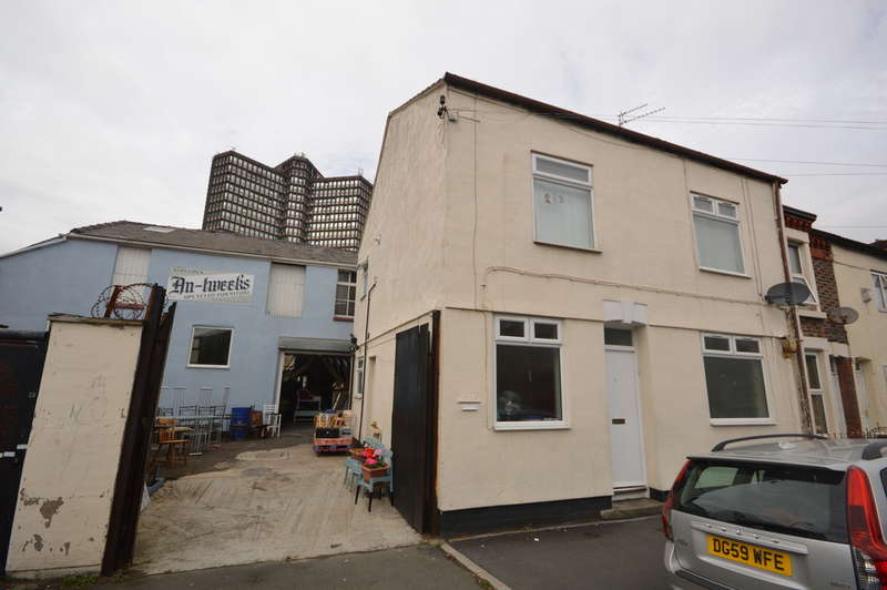 3 Bedrooms Land Commercial for sale in Beech Street, Bootle, L20
