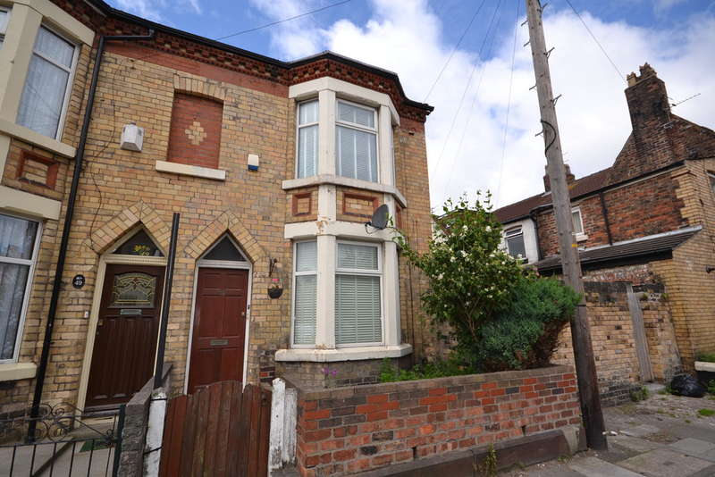 3 Bedrooms End Of Terrace House for sale in Argo Road, Waterloo, Liverpool, L22
