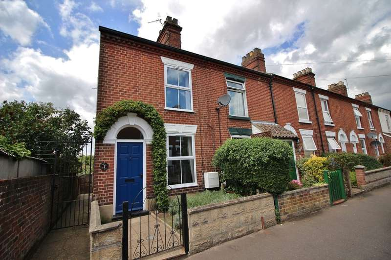 3 Bedrooms End Of Terrace House for sale in Norman Road, Norwich