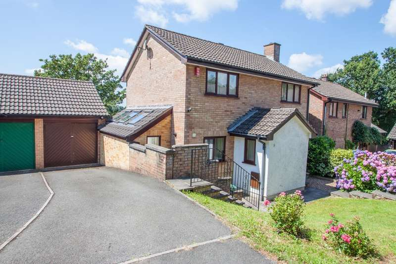 3 Bedrooms Detached House for sale in Derriford, Plymouth