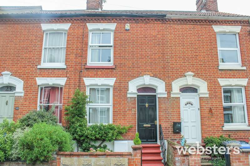 2 Bedrooms Terraced House for sale in Portland Street, Norwich NR2