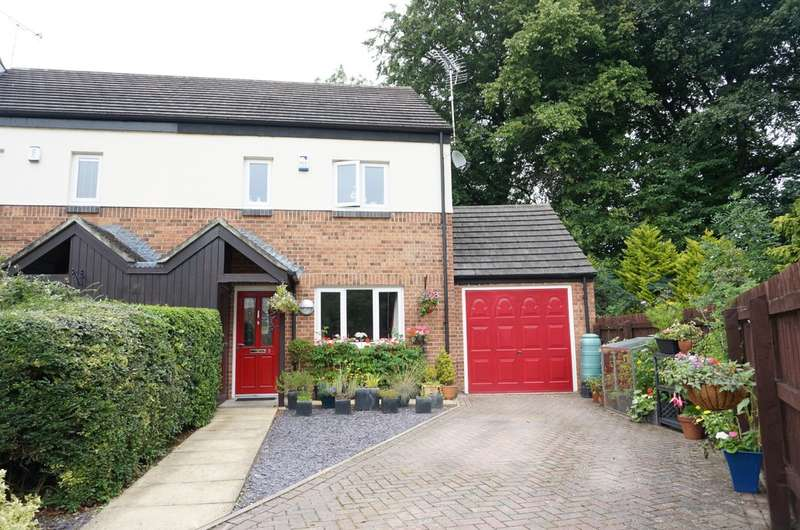 3 Bedrooms Semi Detached House for sale in The Copse, Boston Spa, LS23