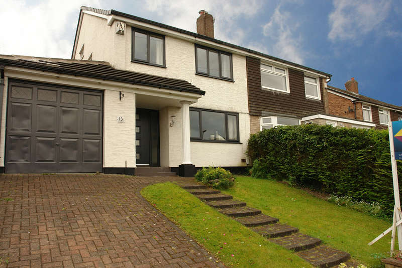 3 Bedrooms Semi Detached House for sale in 13 Park Crescent, Chadderton, Oldham