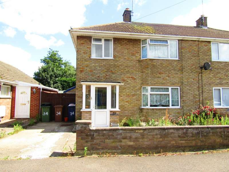 3 Bedrooms House for sale in Northgate, Whittlesey, PE7