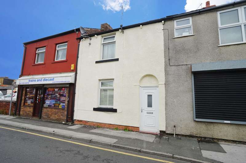 2 Bedrooms Terraced House for sale in Wright Street, Horwich