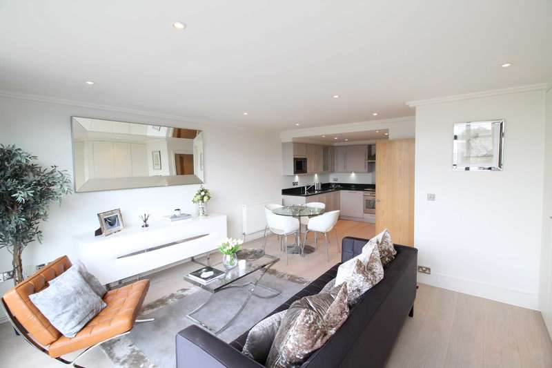 1 Bedroom Apartment Flat for sale in Ferry Quays, Brentford, TW8