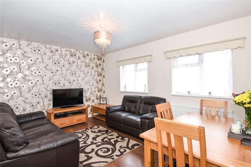 2 Bedrooms Apartment Flat for sale in St. Martin Close, Uxbridge, Middlesex, UB8