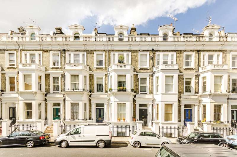 2 Bedrooms Maisonette Flat for sale in Westgate Terrace, Chelsea, SW10