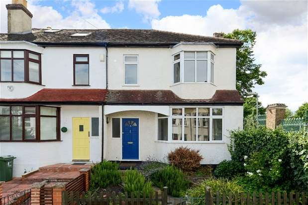 3 Bedrooms Semi Detached House for sale in Hubbard Road, West Norwood