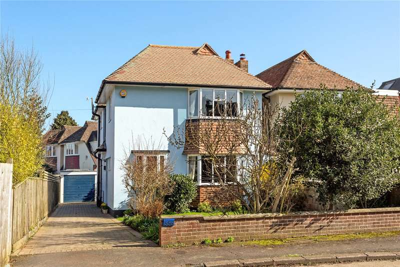 4 Bedrooms Detached House for sale in Banbury Road, Oxford, Oxfordshire, OX2