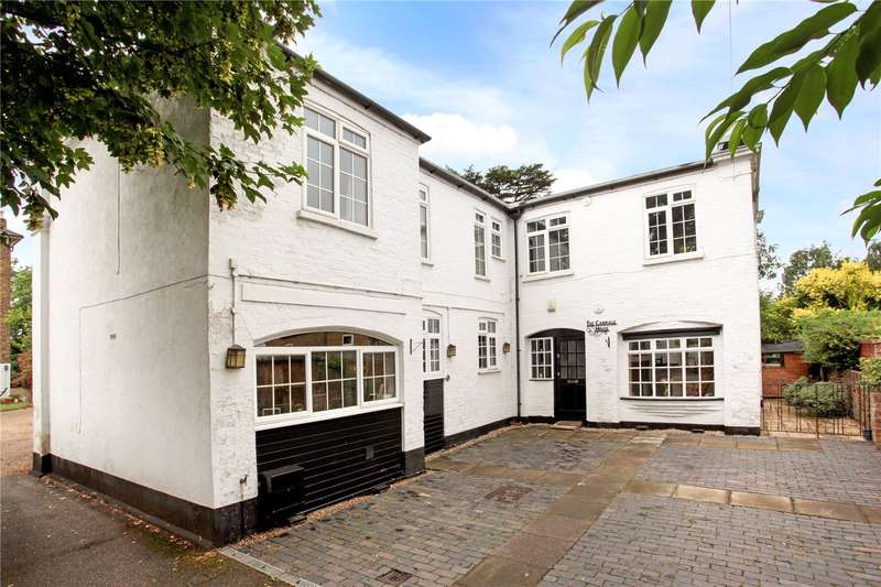 4 Bedrooms Detached House for sale in Osborne Mews, Windsor, Berkshire, SL4
