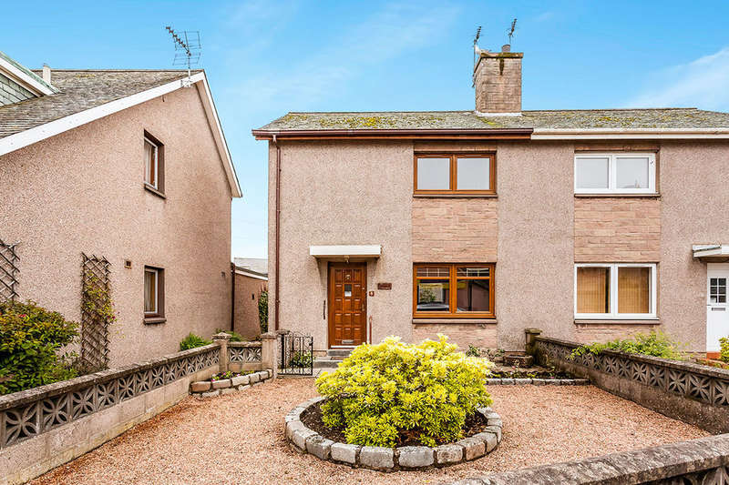 2 Bedrooms Semi Detached House for sale in Queen Street, Montrose, DD10