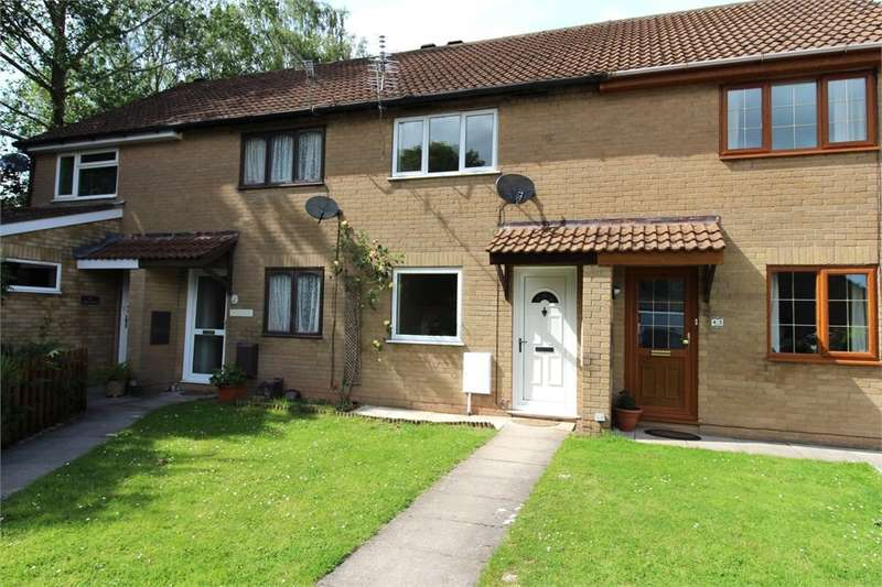 2 Bedrooms Terraced House for sale in Forge Close, Caerleon, Newport, NP18