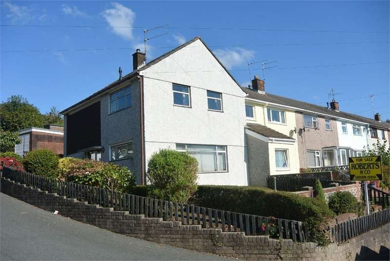 3 Bedrooms End Of Terrace House for sale in Julius Close, Caerleon, Newport, NP18