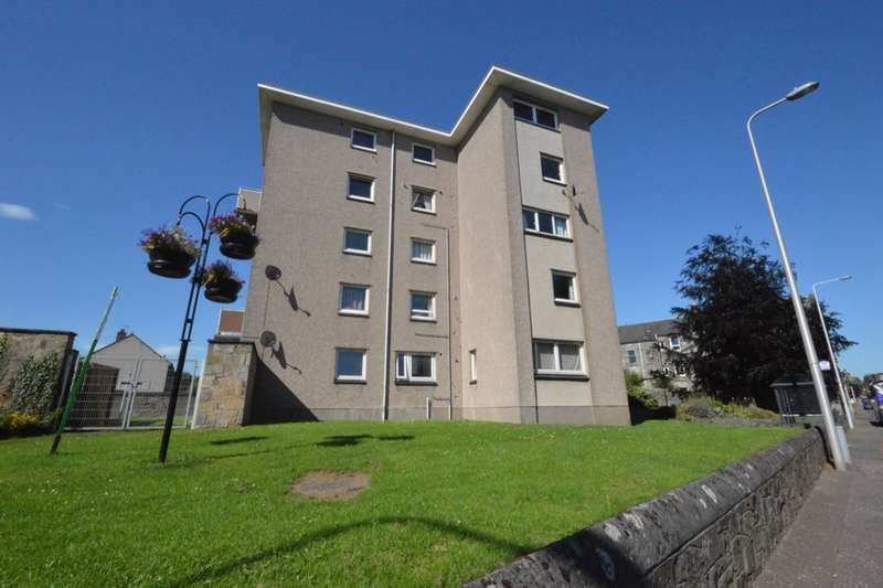 2 Bedrooms Flat for sale in Urquhart Crescent, Dunfermline, KY12