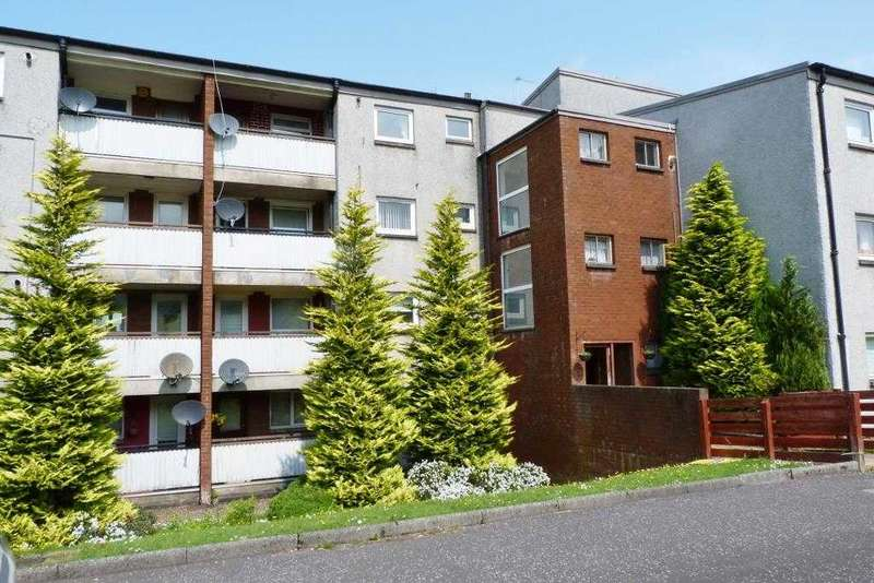 1 Bedroom Apartment Flat for sale in Riccarton, Westwood, EAST KILBRIDE
