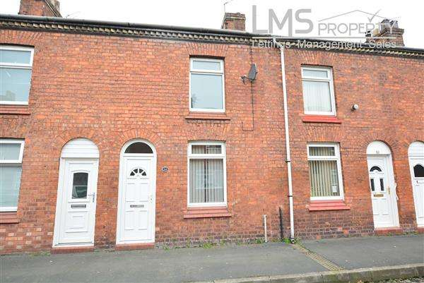 2 Bedrooms Terraced House for sale in Dean Street, Winsford