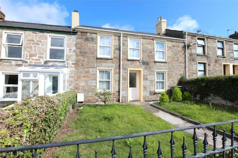 4 Bedrooms Terraced House for sale in North Parade, Camborne