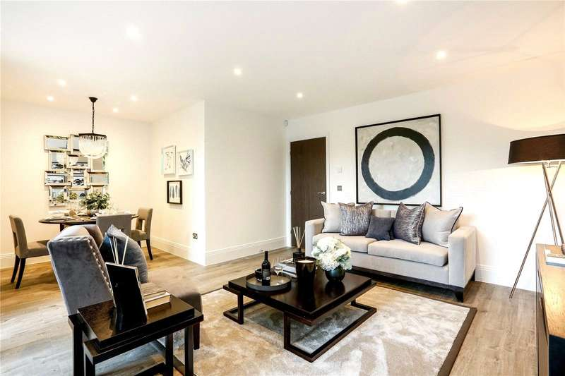 2 Bedrooms Flat for sale in Worple Road, Wimbledon, London, SW20