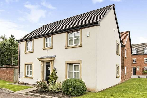 4 Bedrooms Detached House for sale in Cavan Drive, Haydock, St Helens, Merseyside