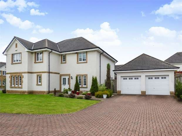 5 Bedrooms Detached House for sale in Renwick Lane, Cardrona, Peebles, Scottish Borders