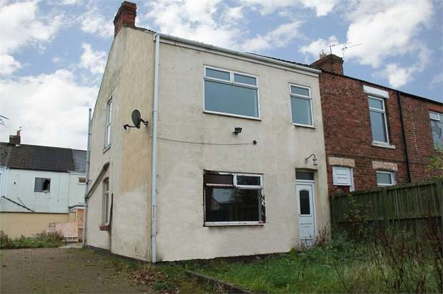 3 Bedrooms End Of Terrace House for sale in Eldon Lane, Bishop Auckland, Durham