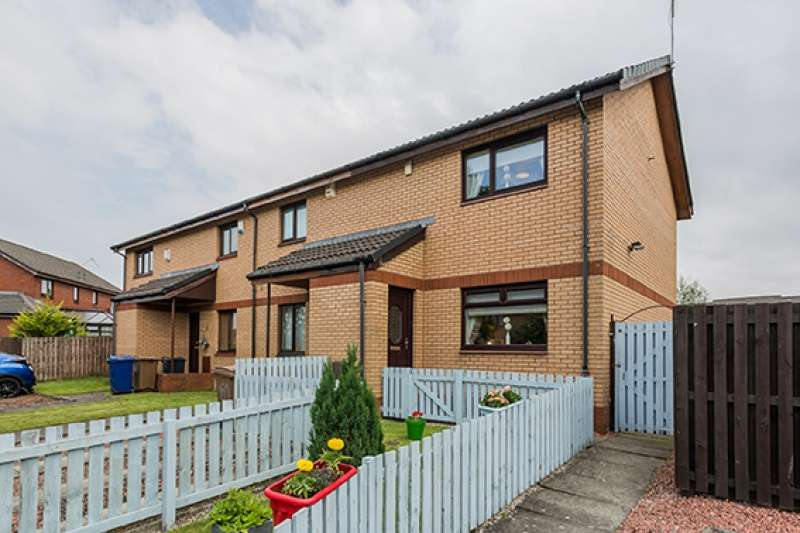2 Bedrooms Villa House for sale in Whitesbridge Avenue, Abercrombie Estate, Paisley, Renfrewshire, PA3 3BL