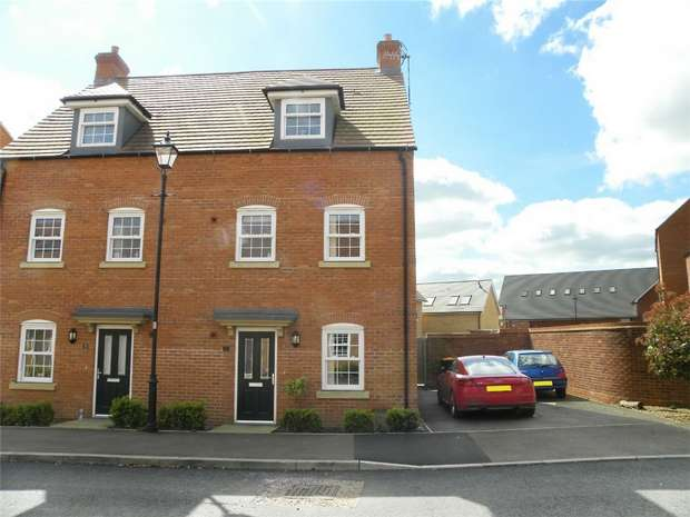 4 Bedrooms Semi Detached House for sale in Cantley Road, Great Denham, Bedford