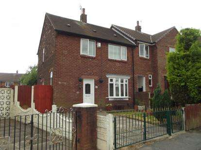 3 Bedrooms End Of Terrace House for sale in Brabazon Place, Wigan, Greater Manchester, WN5