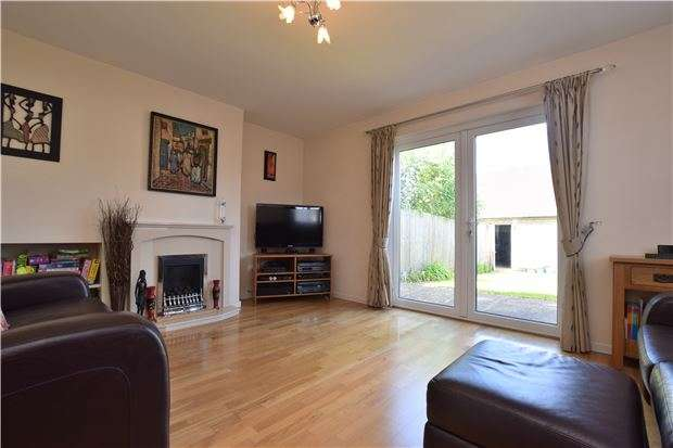 3 Bedrooms Semi Detached House for sale in Crowell Road, Oxford, OX4 3LN