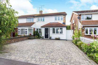 3 Bedrooms Semi Detached House for sale in Orsett, Grays, Essex