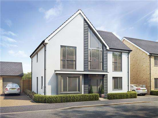 4 Bedrooms Detached House for sale in The Garnet, Littlecombe, Lister Road, DURSLEY, Gloucestershire, GL11 4FB