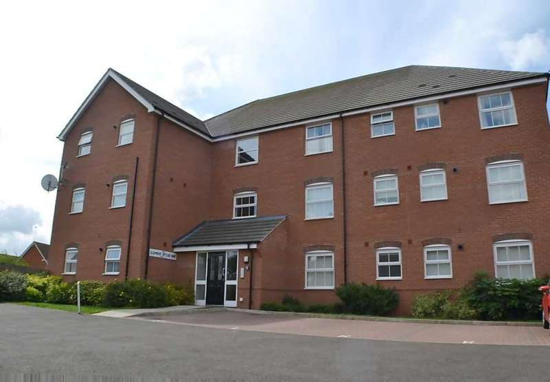 2 Bedrooms Apartment Flat for sale in Clement Atlee Way, King's Lynn