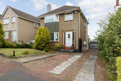 3 Bedrooms Detached House for sale in Luss Brae, Hamilton, South Lanarkshire