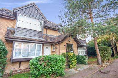 1 Bedroom Flat for sale in Caldicote Green, Snowdon Drive, London