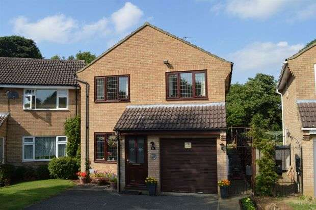 3 Bedrooms Detached House for sale in Barley Hill Road, Southfields, Northampton NN3 5JA