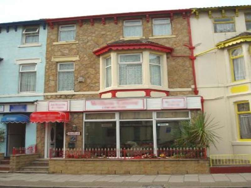 10 Bedrooms Hotel Commercial for sale in Hornby Road, Blackpool, FY1 4QG