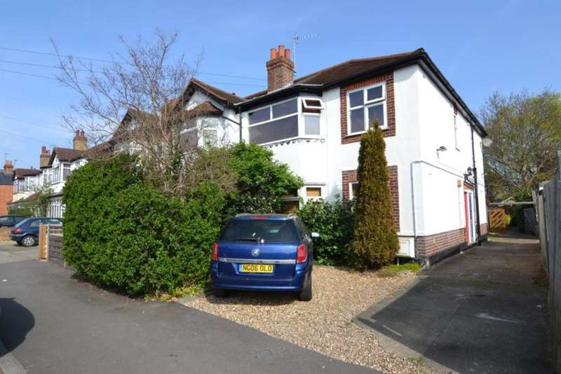 2 Bedrooms Maisonette Flat for sale in Thornhill Road, Surbiton