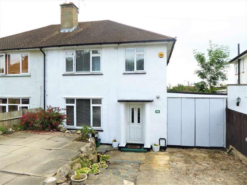 3 Bedrooms Semi Detached House for sale in Chipstead Road, Erith, Kent, DA8 3HT