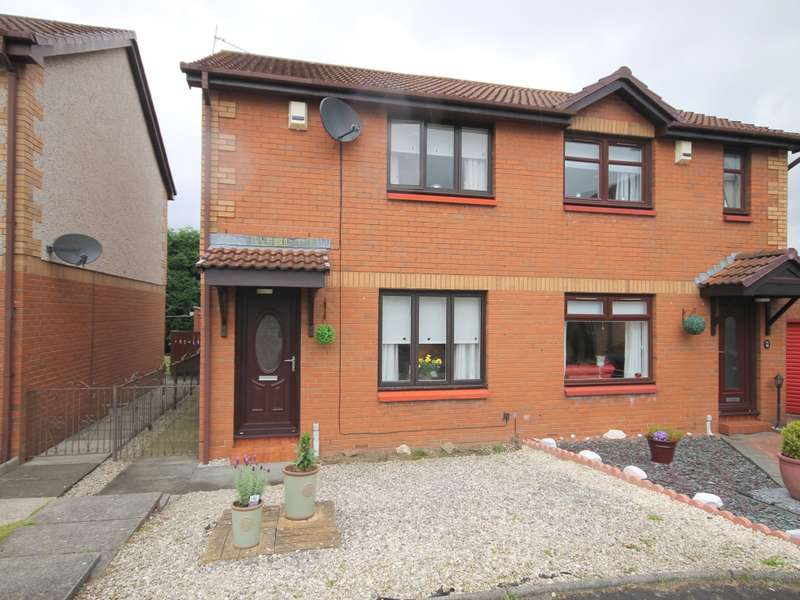 2 Bedrooms Semi Detached House for sale in 92 Windsor Gardens, Hamilton, ML3 0ND