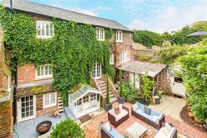 5 Bedrooms Semi Detached House for sale in West Street, Ditchling, East Sussex, BN6