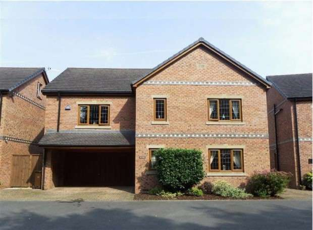 5 Bedrooms Detached House for sale in The Coniston Lea Road, Lea Town, Cottam, Preston, PR4