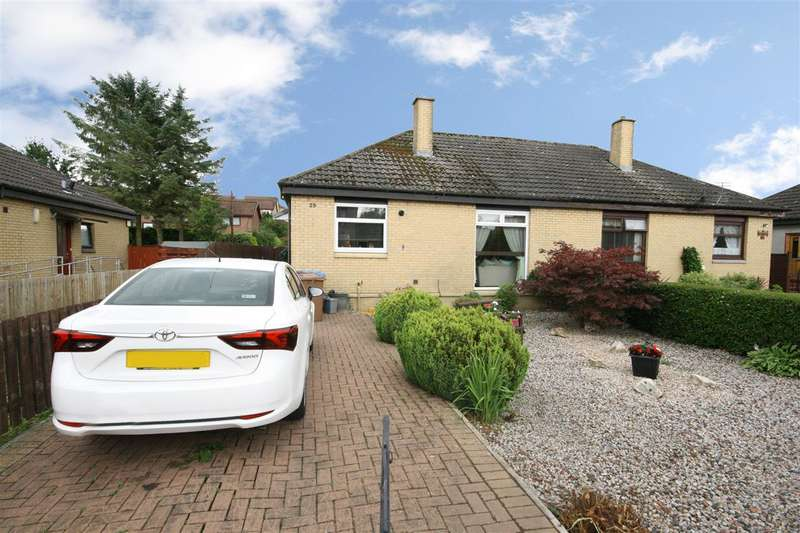2 Bedrooms Bungalow for sale in Bellevue, Falkirk