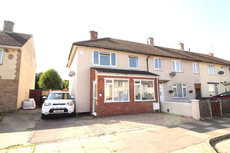 3 Bedrooms Property for sale in Bringhurst Road, Leicester, LE3