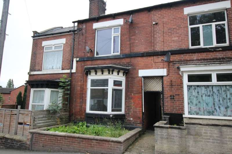 3 Bedrooms Property for sale in Cammell Road, Sheffield, S5